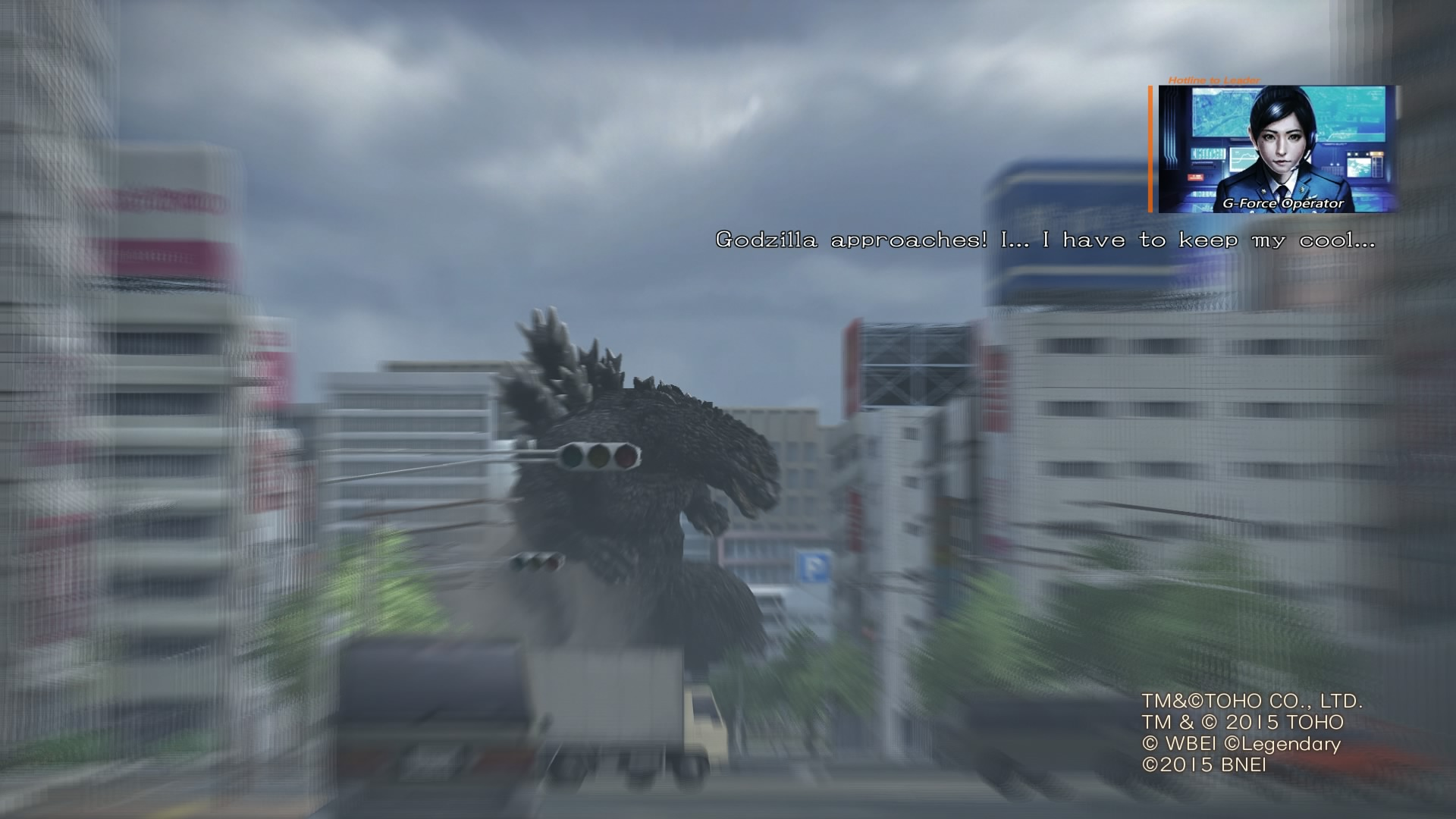 Godzilla PS4 Screenshot