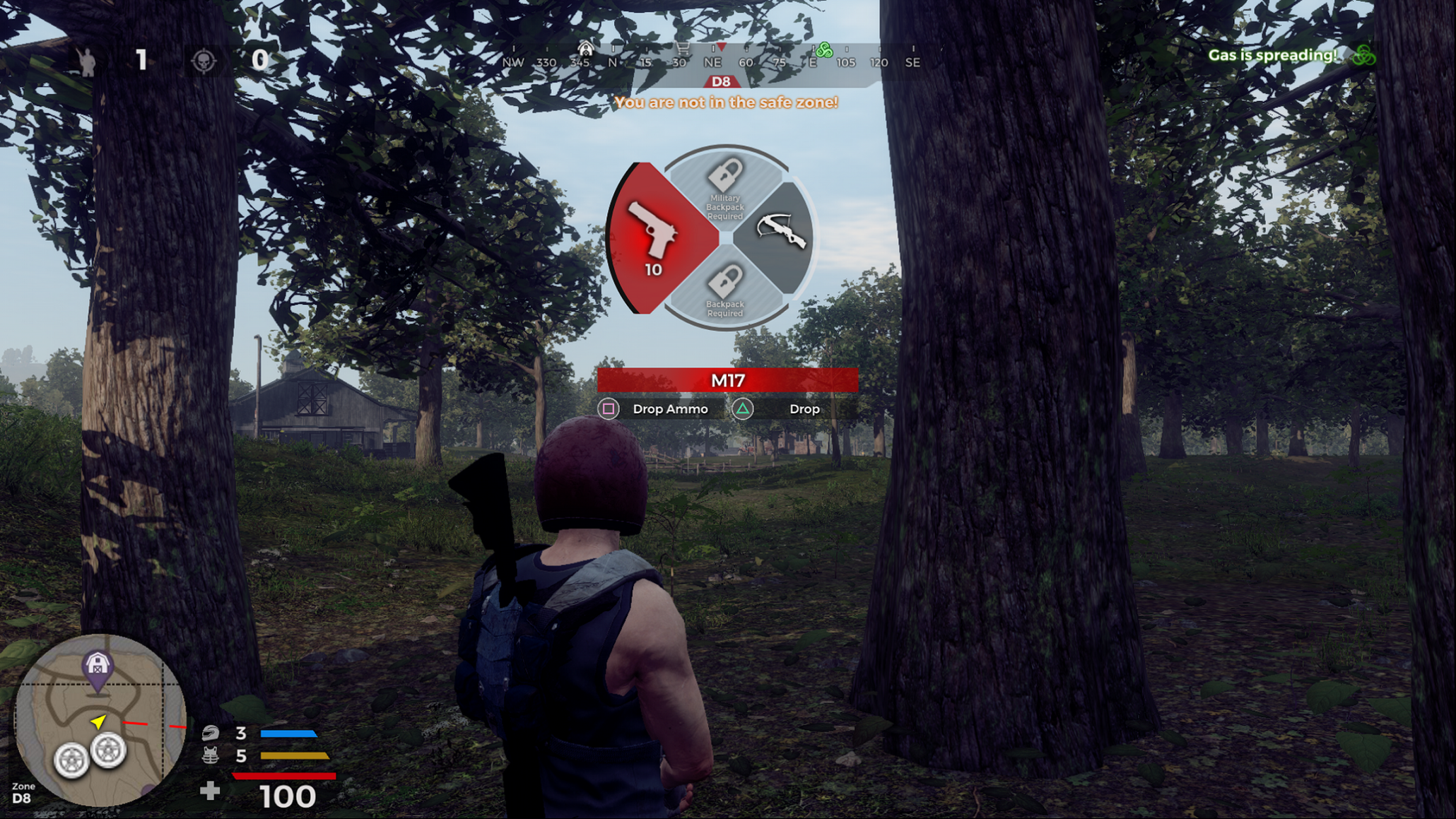 h1z1 battle royale 5