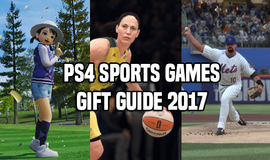 Sports Games For Ps4 : Playstation lifestyle holiday buyer s guide ps
