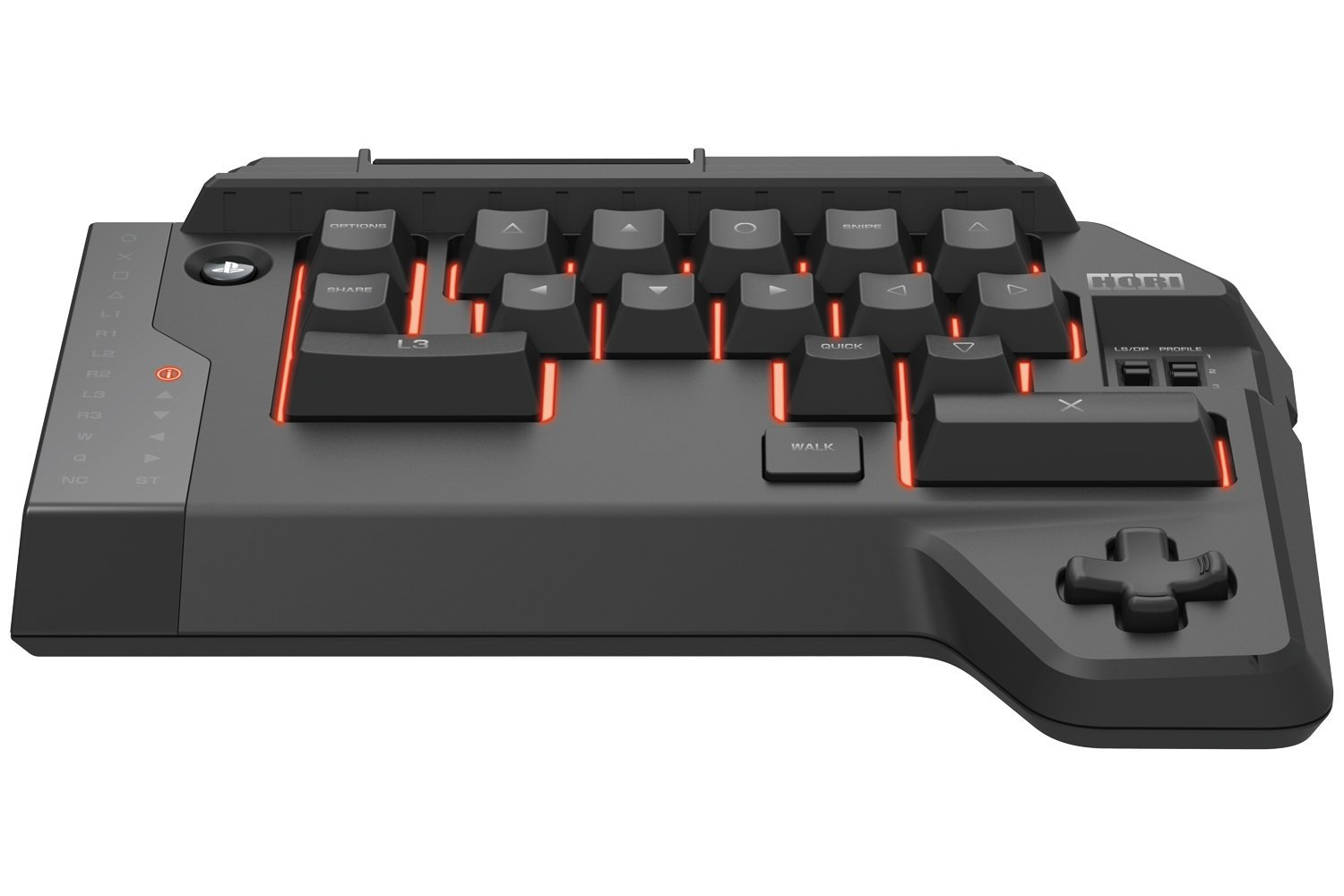 officially licensed ps mouse keypad controller revealed amazon uk