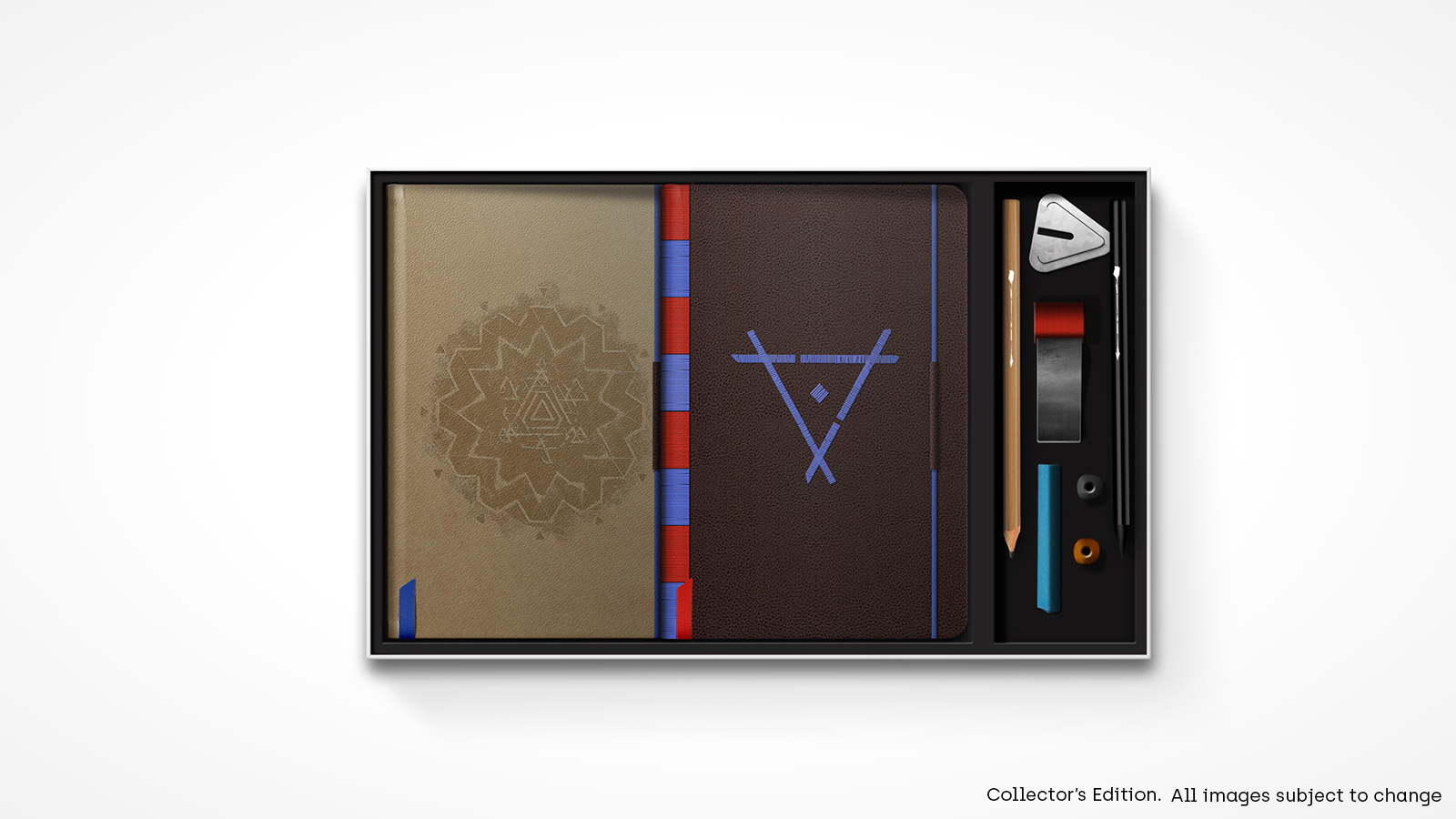 Horizon Zero Dawn And The Witcher 3 Get Officially Licensed Notebooks Sony Playstation 4 Collector Edition 1 Of 20
