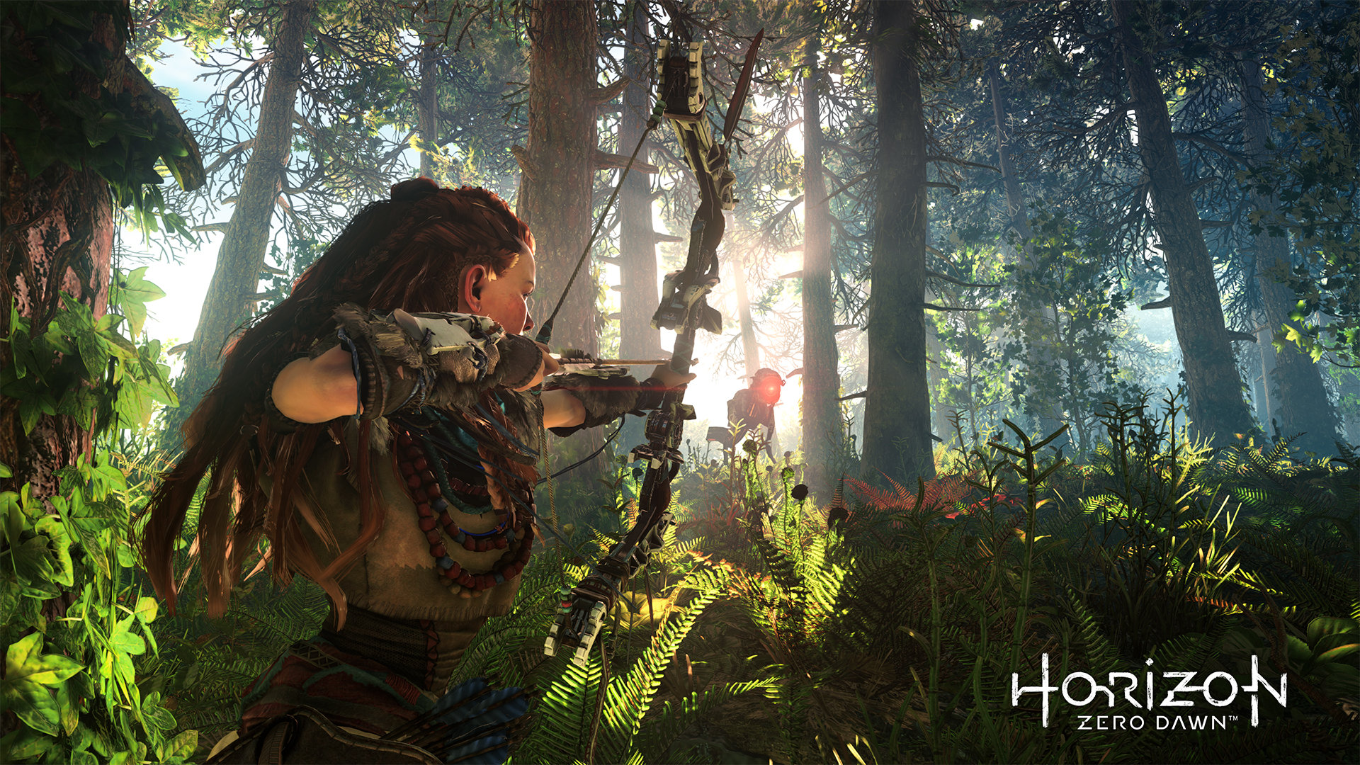 Guerrilla Games Talks Horizon Zero Dawn Mystery And Discovery
