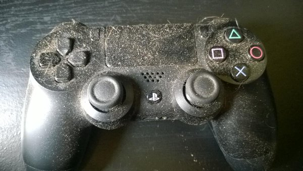 How to Clean a PS4 Controller