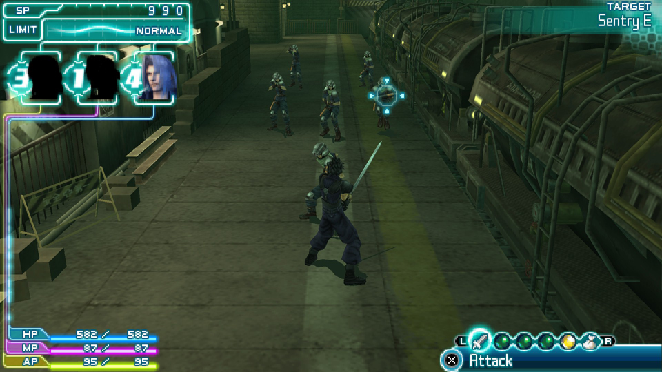 Final Fantasy VII: Crisis Core