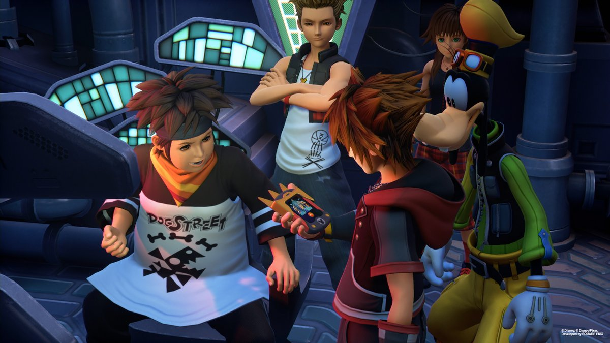 Kingdom Hearts 3 Opening Movie Trailer Debuts the Musical Theme