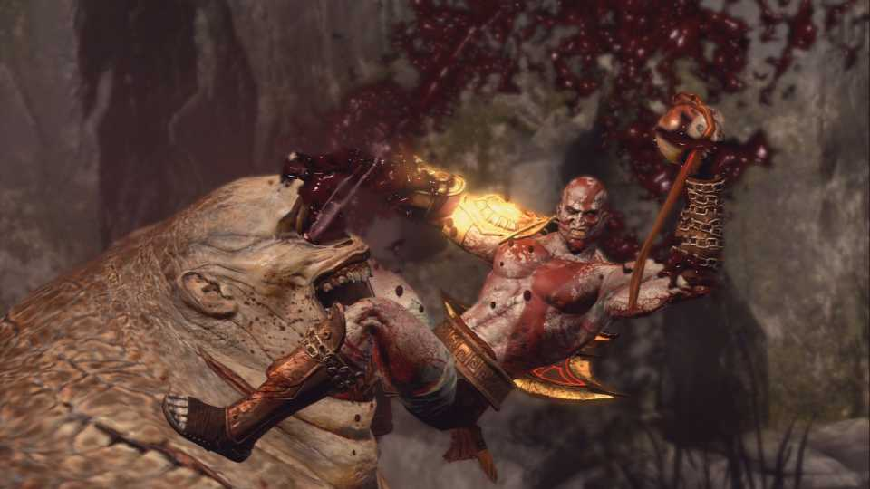 Some of Kratos' Most Brutal Kills