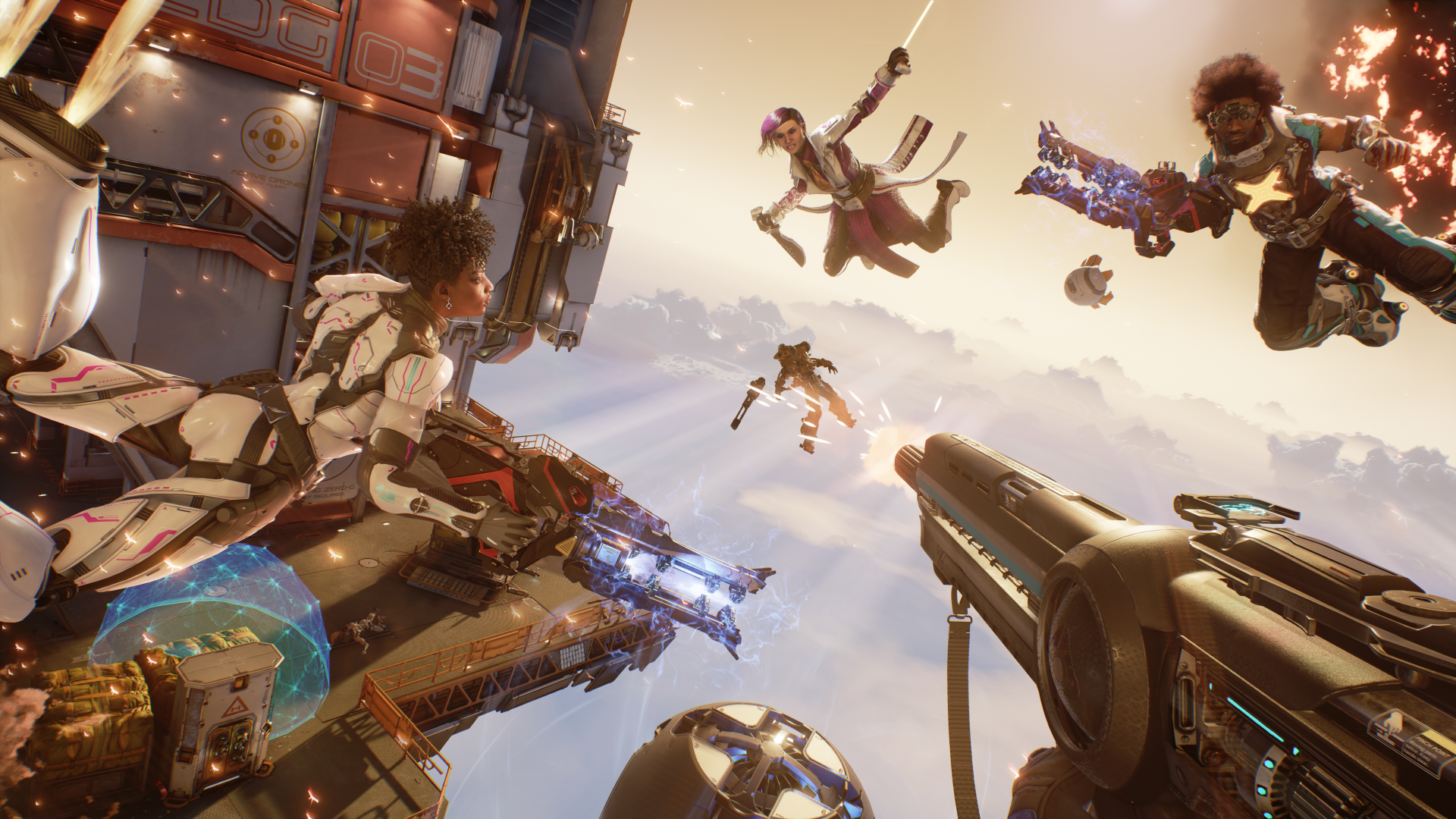 LawBreakers Shut Down Officially, Dev Thanks Fans for Playing