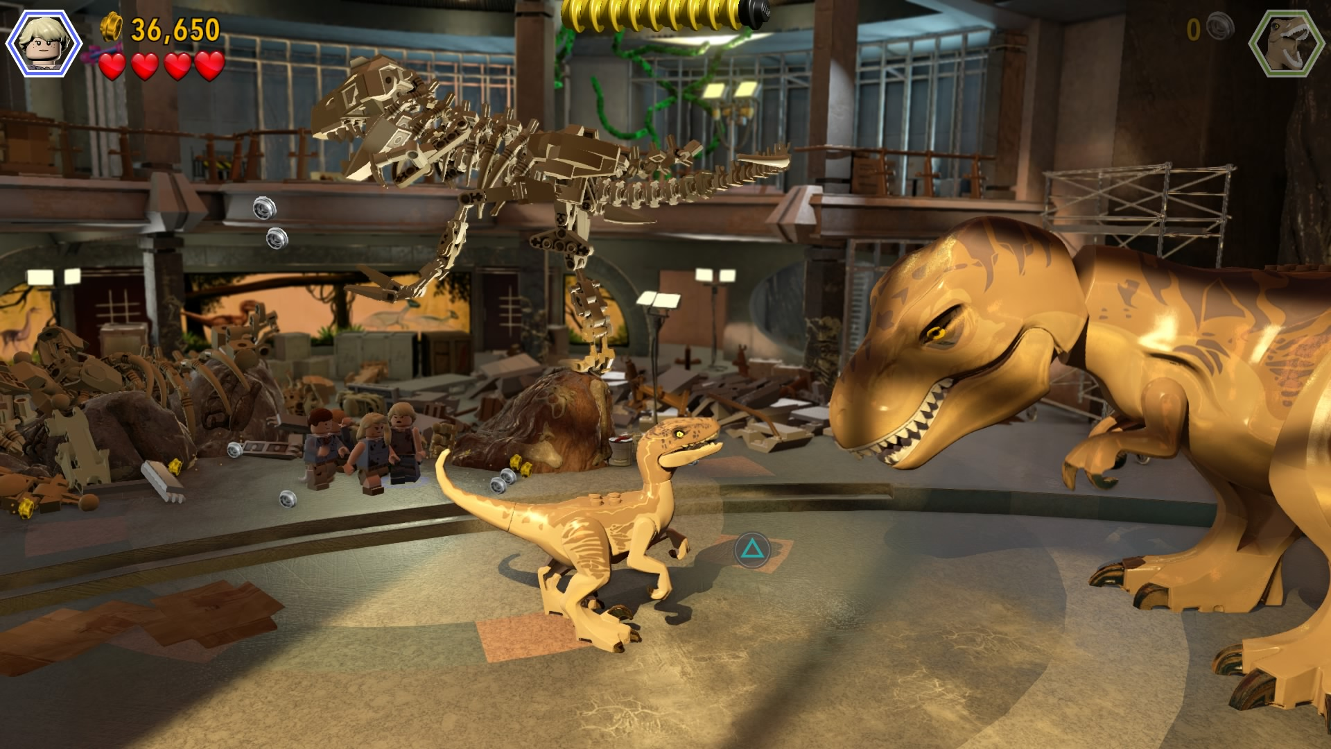 LEGO Jurassic World Review – Be a Dino, Punch a Dino (PS4)