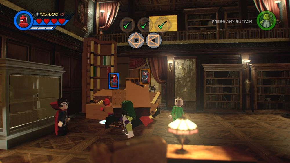 LEGO Marvel Super Heroes 2 Review (PS4)
