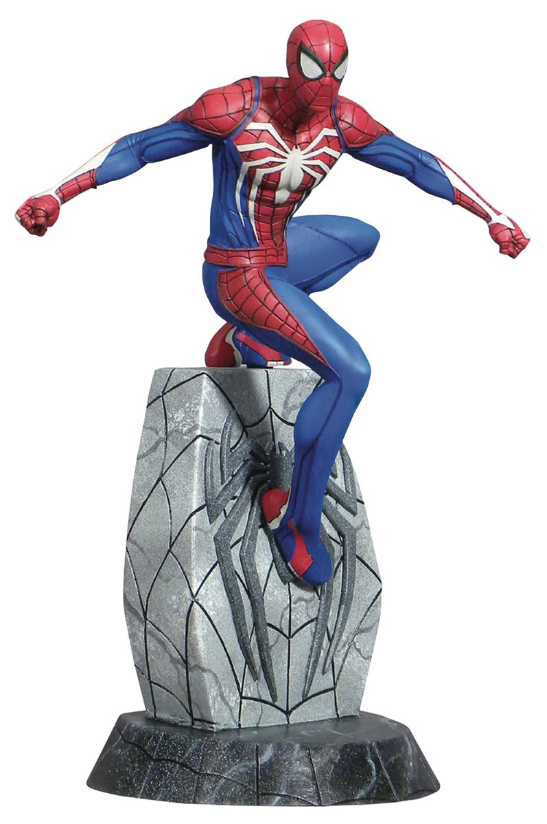 Spider-Man PS4 Marvel Gallery PVC Statue