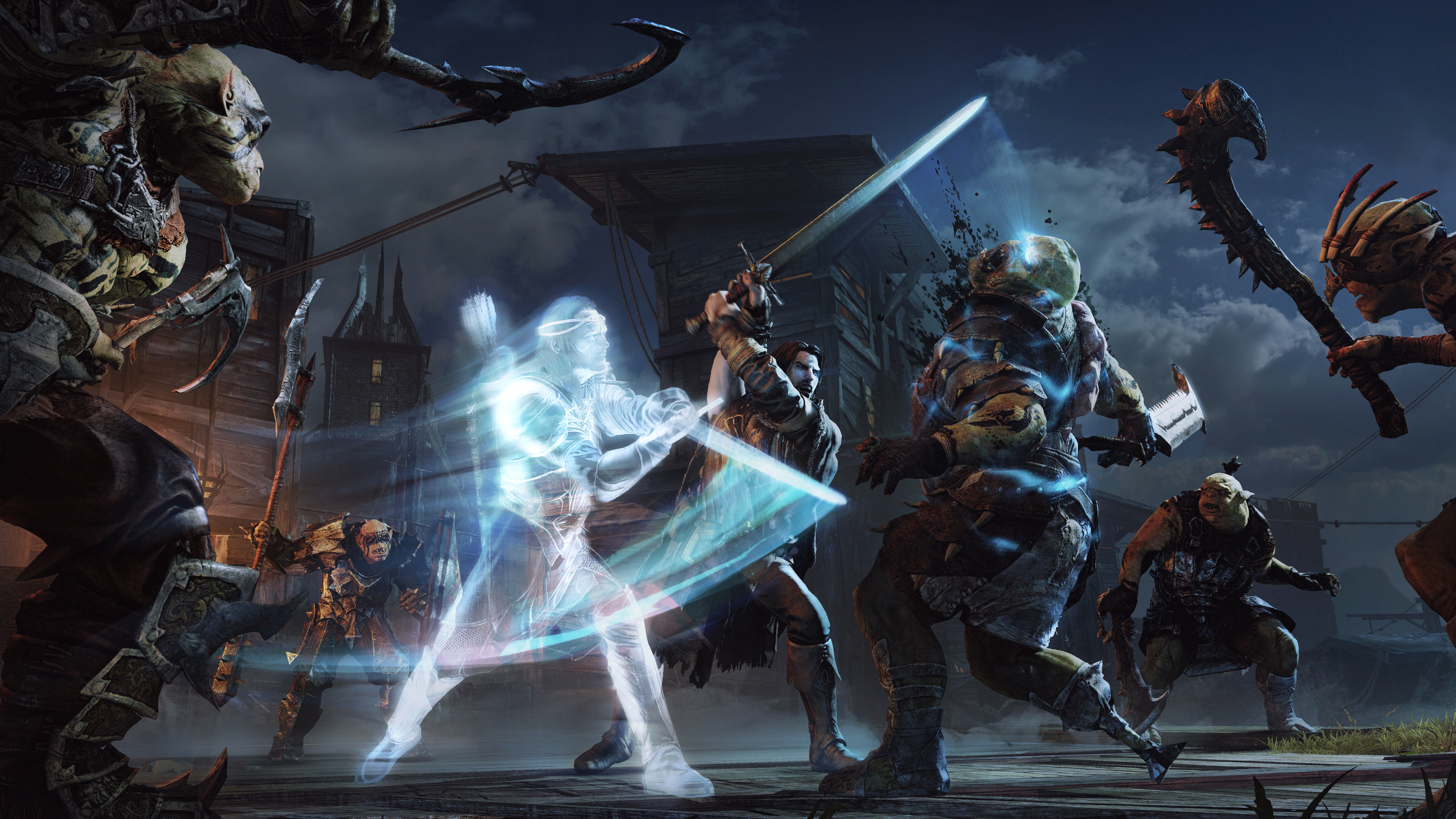 Image result for shadow of mordor lore artwork