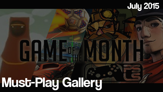 July 2015 Must-Play Gallery
