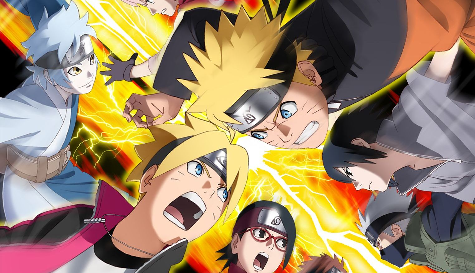 What is Naruto to Boruto: Shinobi Striker?