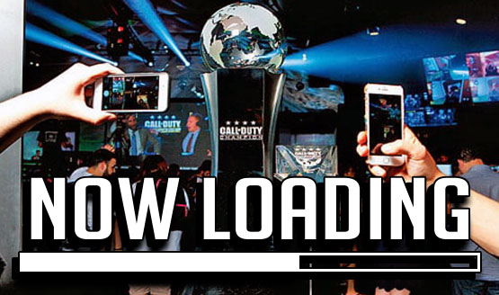 Now Loading...Are You a Fan of eSports?