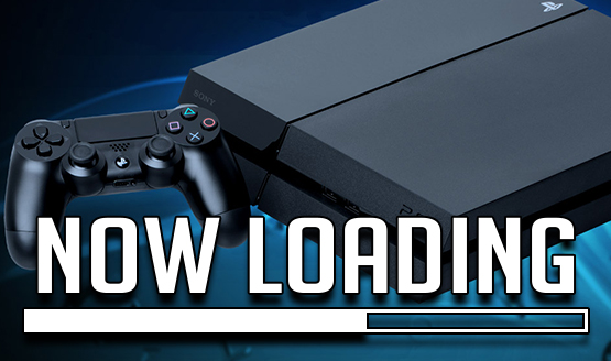 Now Loading...PS4 Neo