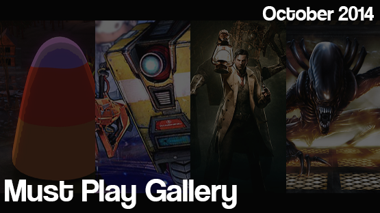 October 2014 Must-Play Gallery