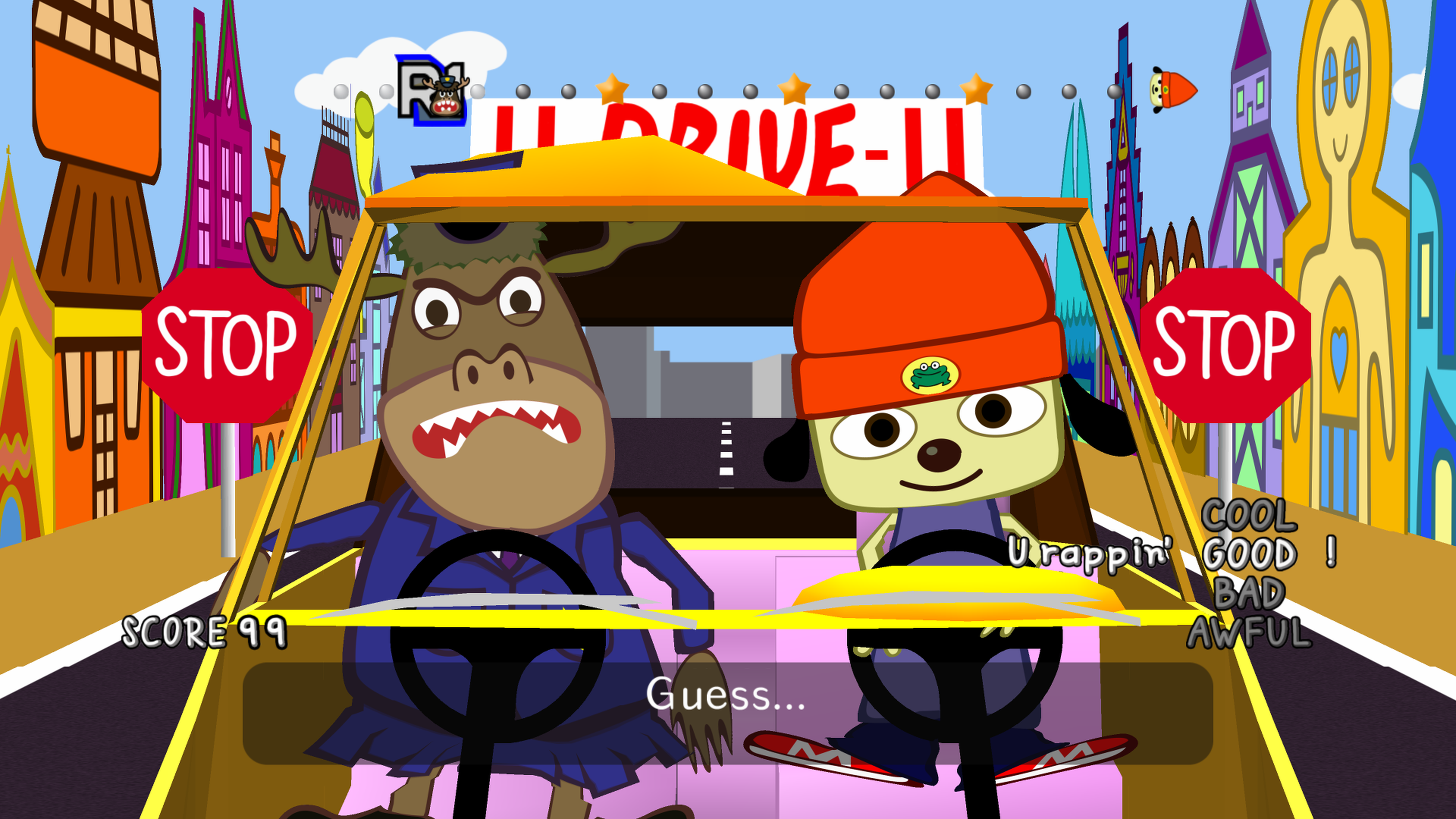PaRappa the Rapper Remastered Review