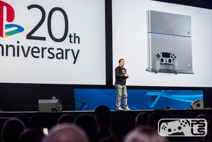 20th Anniversary of PlayStation