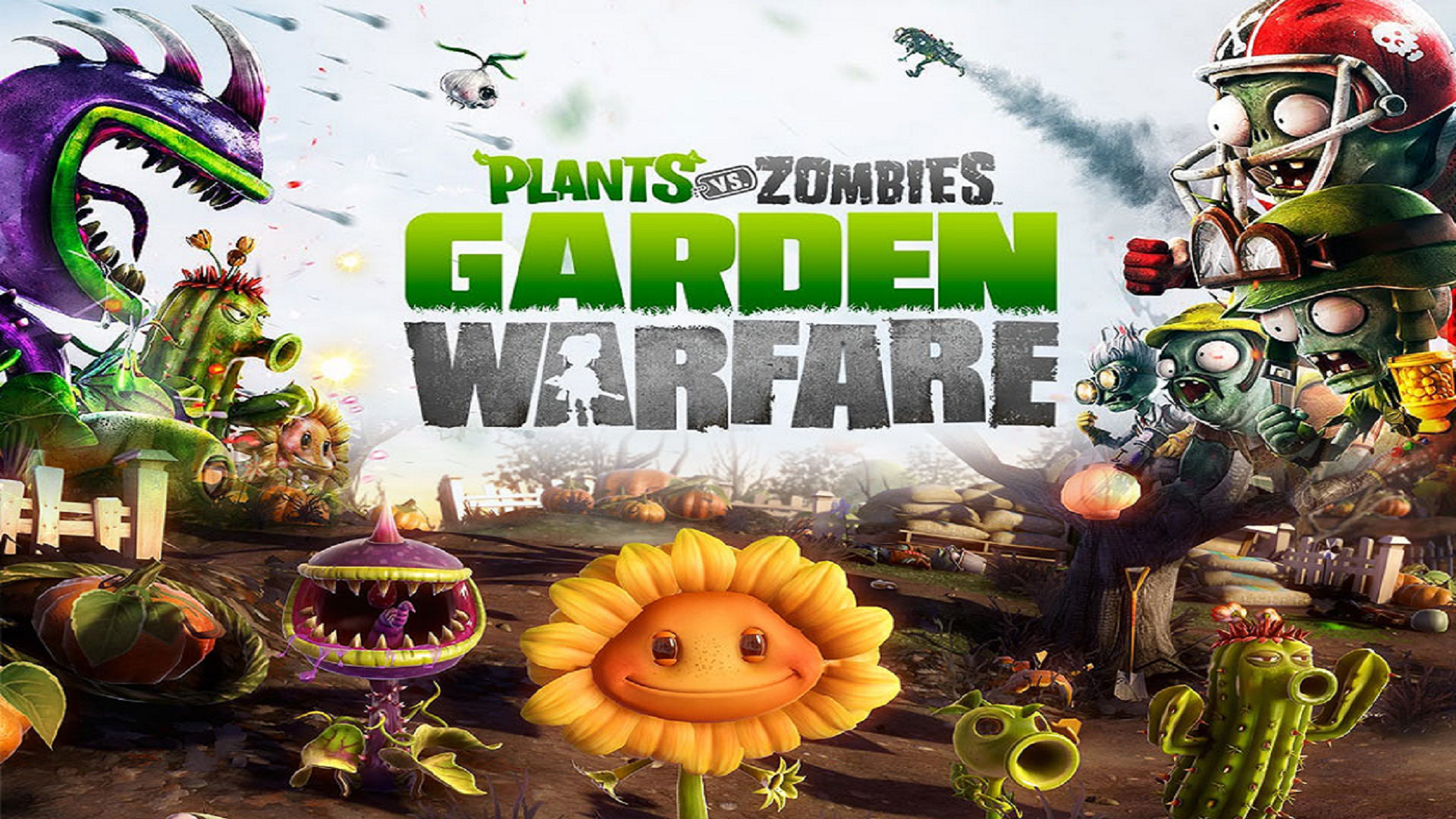Psls playstation 4 buyers guide holiday 2014 shopping list for Plante vs zombie garden warfare 2