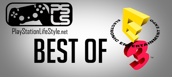PSLS' Best of E3 2015 Awards