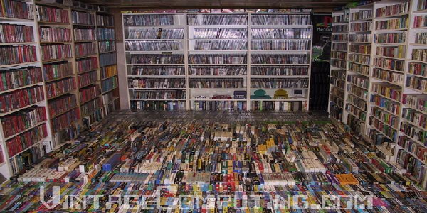 Arrange Your Physical Game Collection