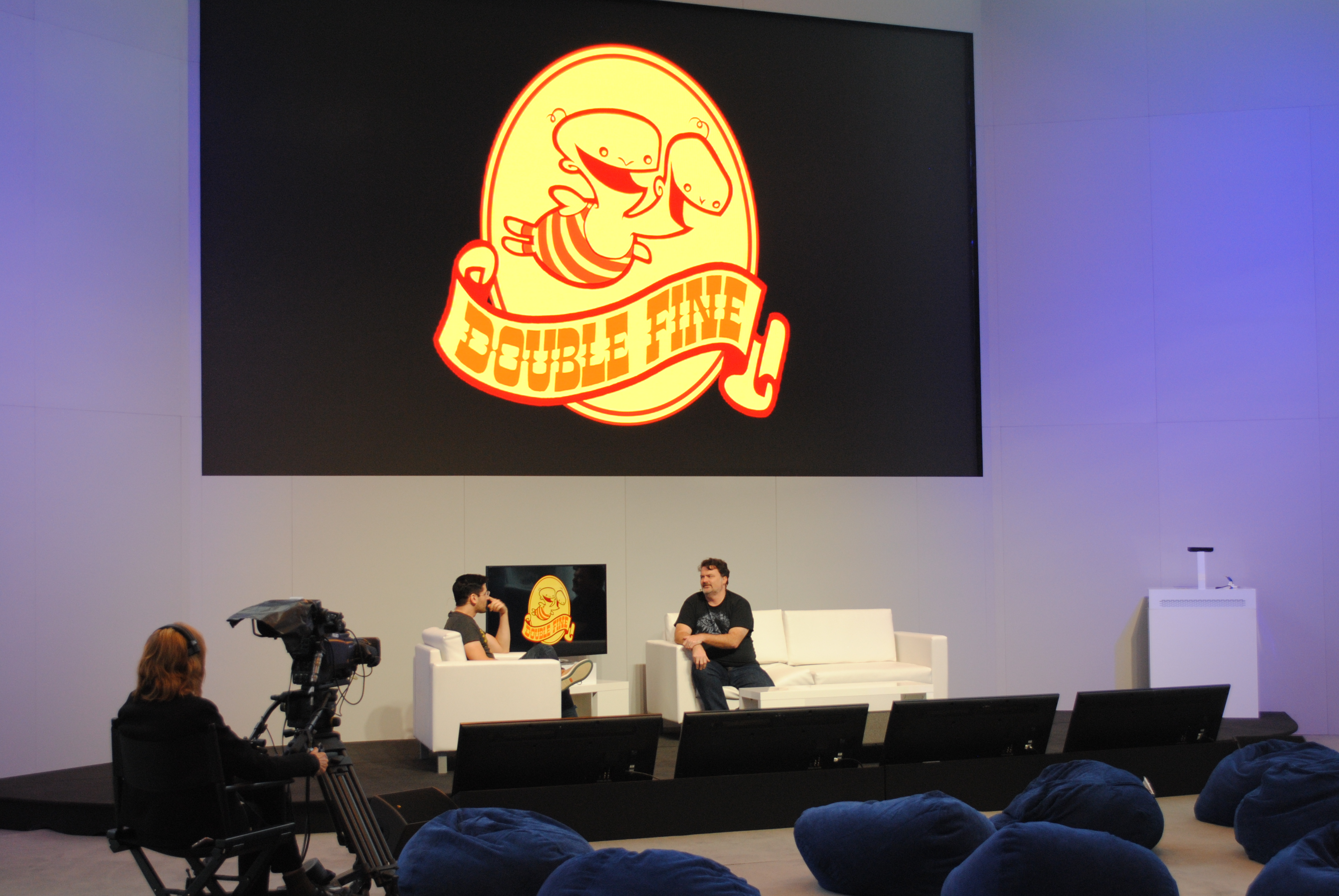 Tim Schafer (Double Fine)