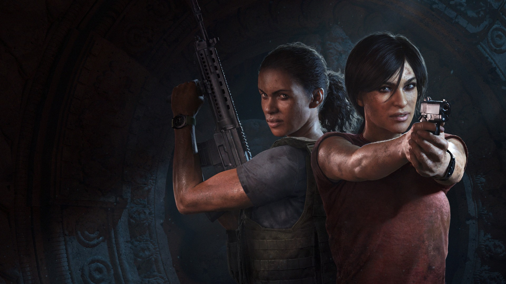 Uncharted: The Lost Legacy - Aug 22