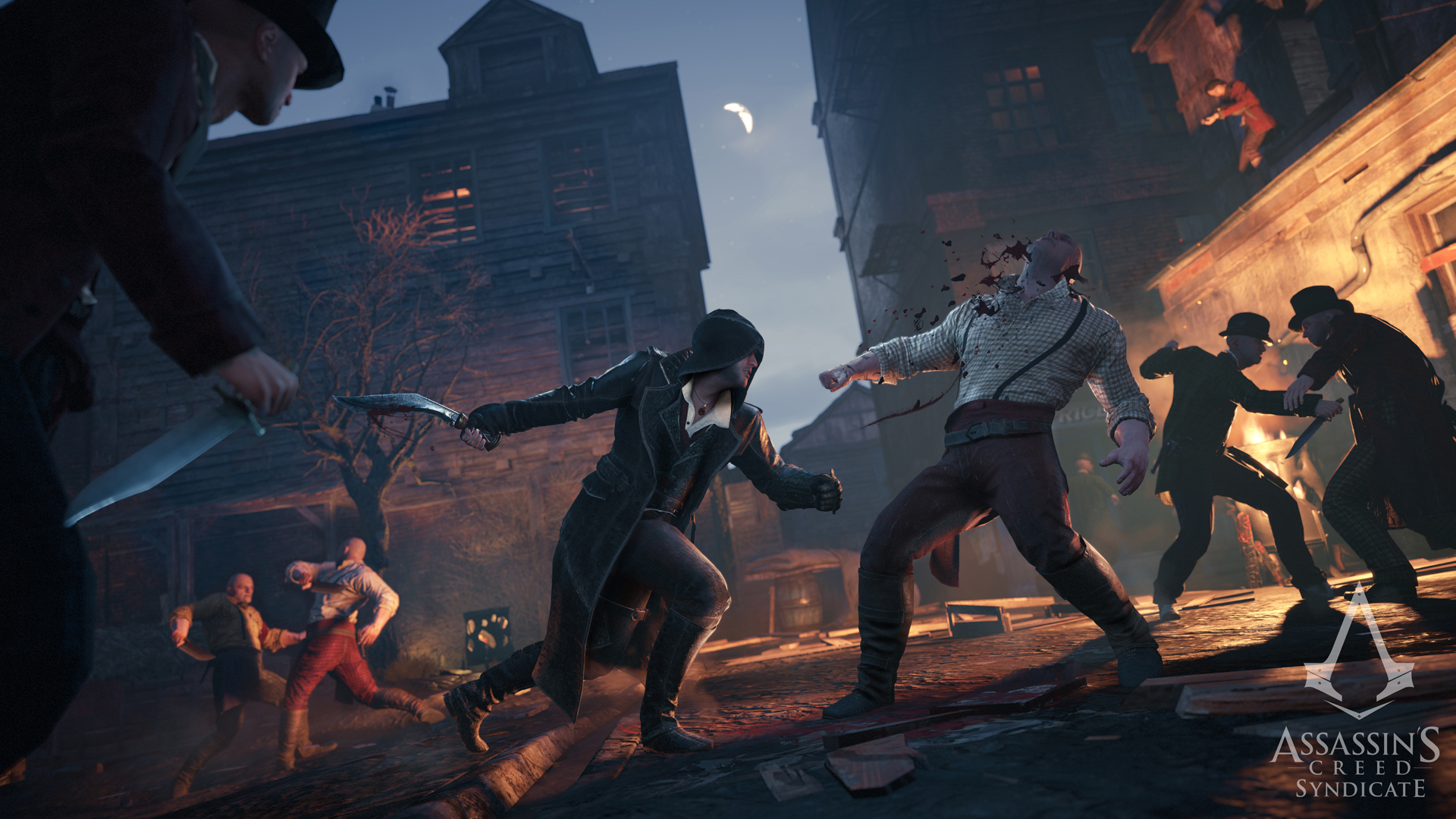 3. Assassin's Creed Syndicate