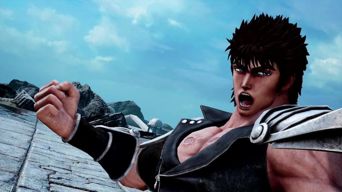 21. Kenshiro (Fist of the North Star)