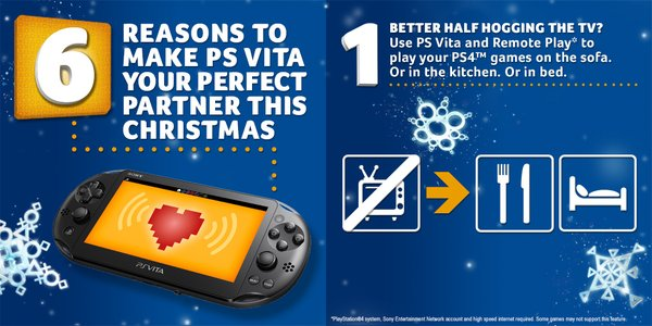 PS Vita Reasons to Buy