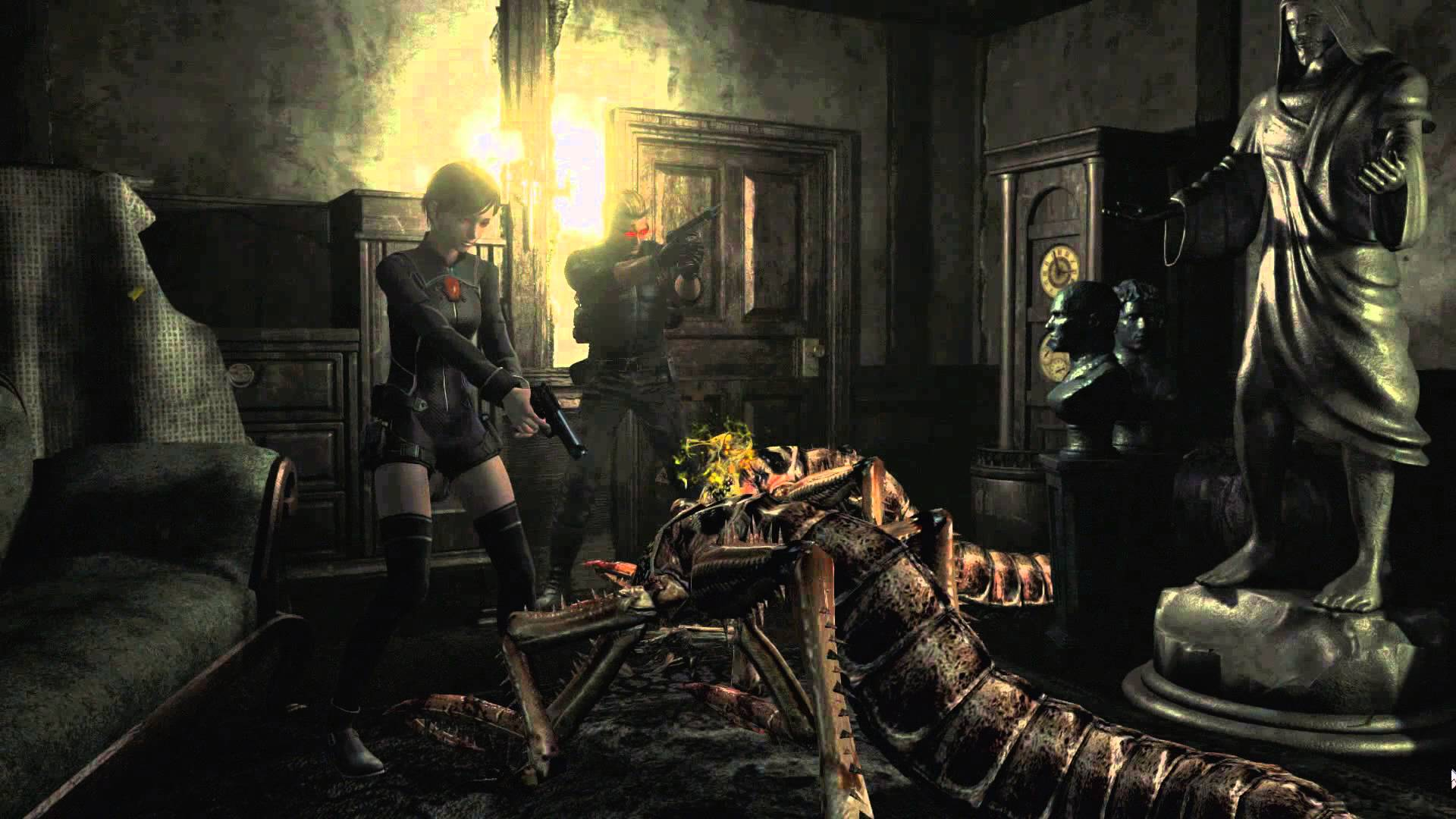 Resident Evil 2 Remake Is Not a Remake According to Capcom