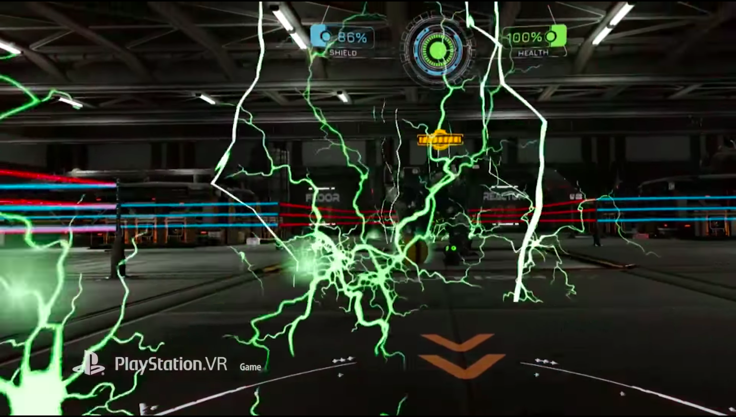 Fight Robot Hordes And Build Cool Things In Playstation Vr With Wiring Diagram For Hardsuits Ground Fault Circuit Breaker Scraper First Strike