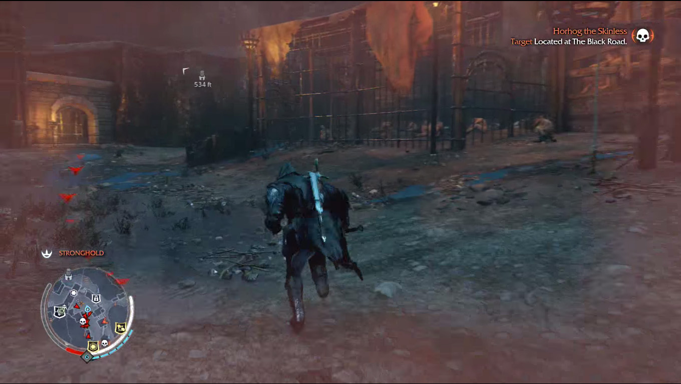 shadow of mordor guide ps4