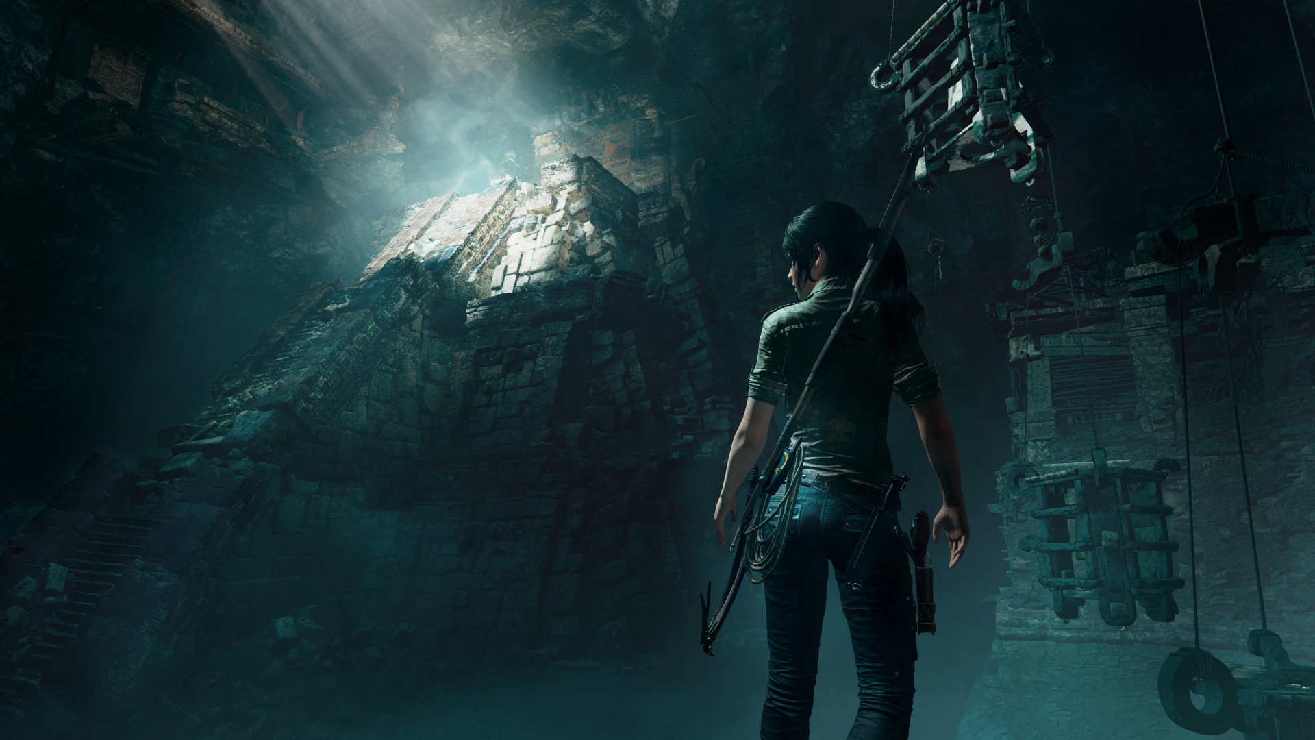 Shadow Of The Tomb Raider Lara Croft Cosplay Gear Guide Now Live