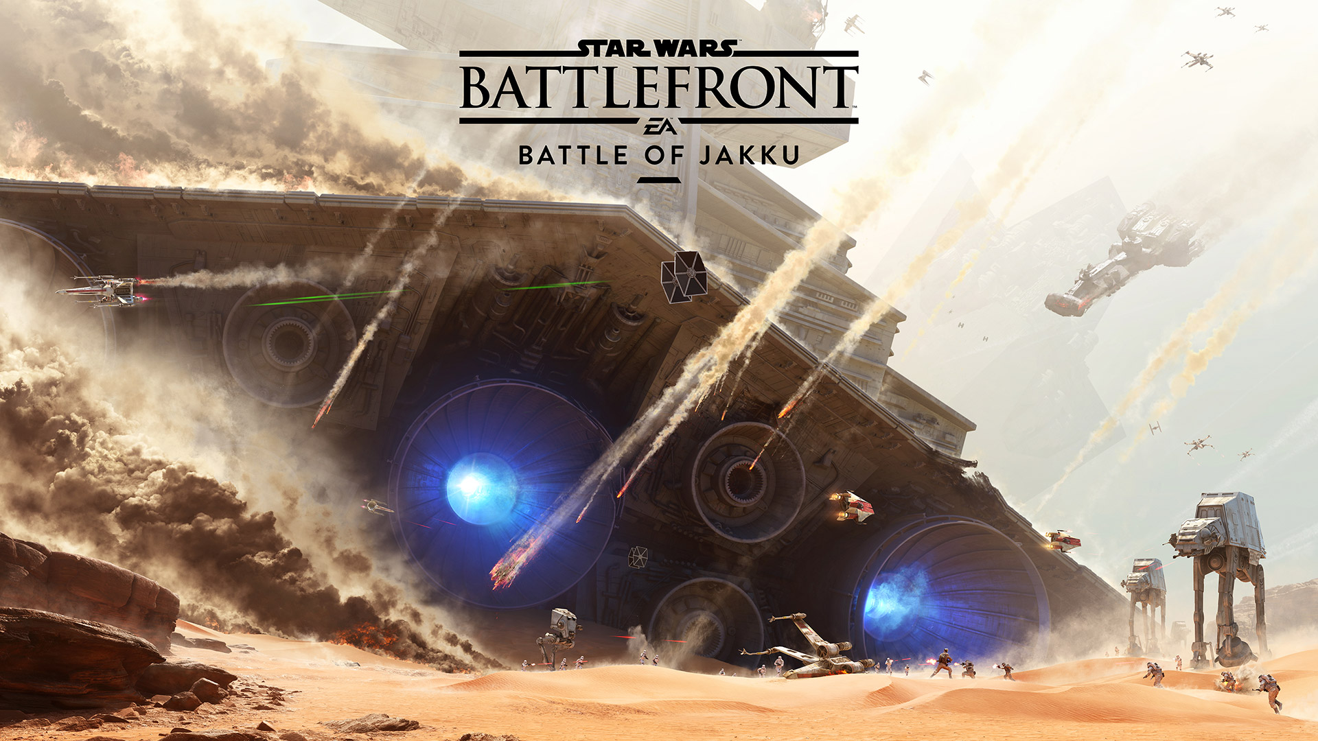 We Talked to DICE About the Development of Battlefront