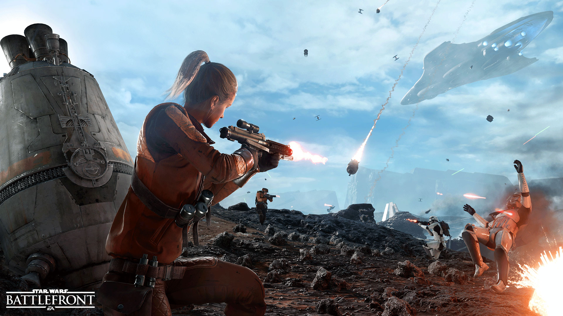 Battlefront Will Have an In-Game Diorama