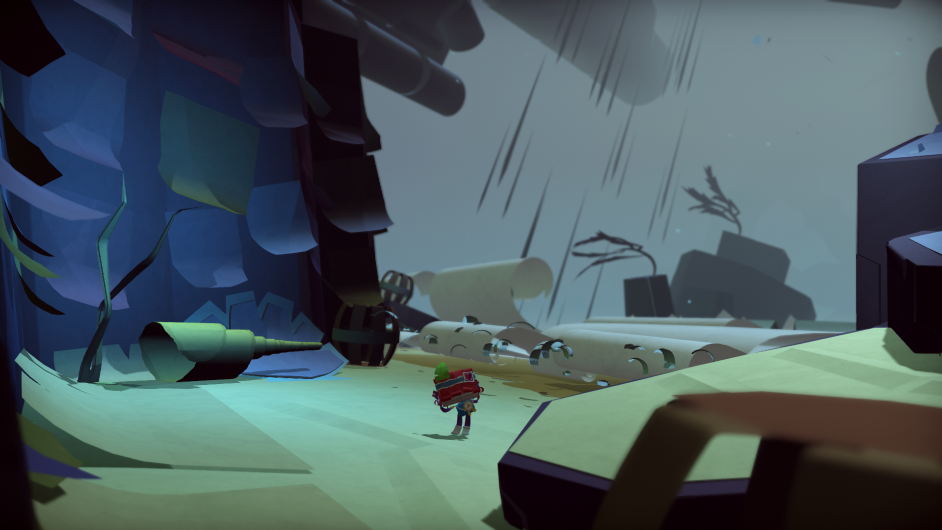 Tearaway Unfolded PSX Preview