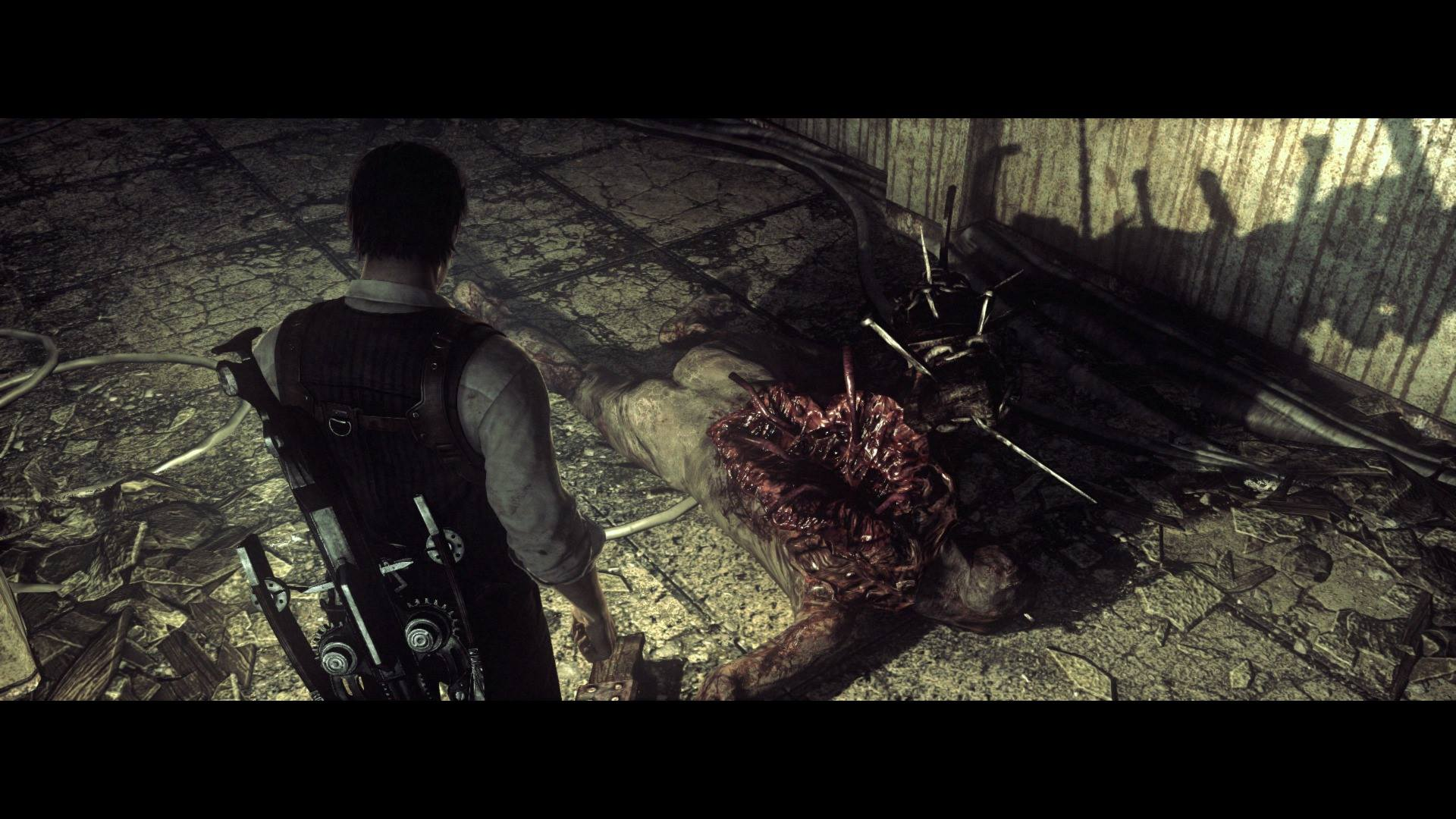 the evil within review  ps4