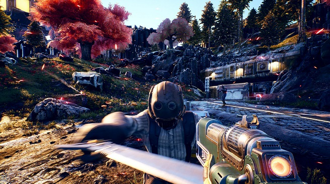 Obsidian's The Outer Worlds