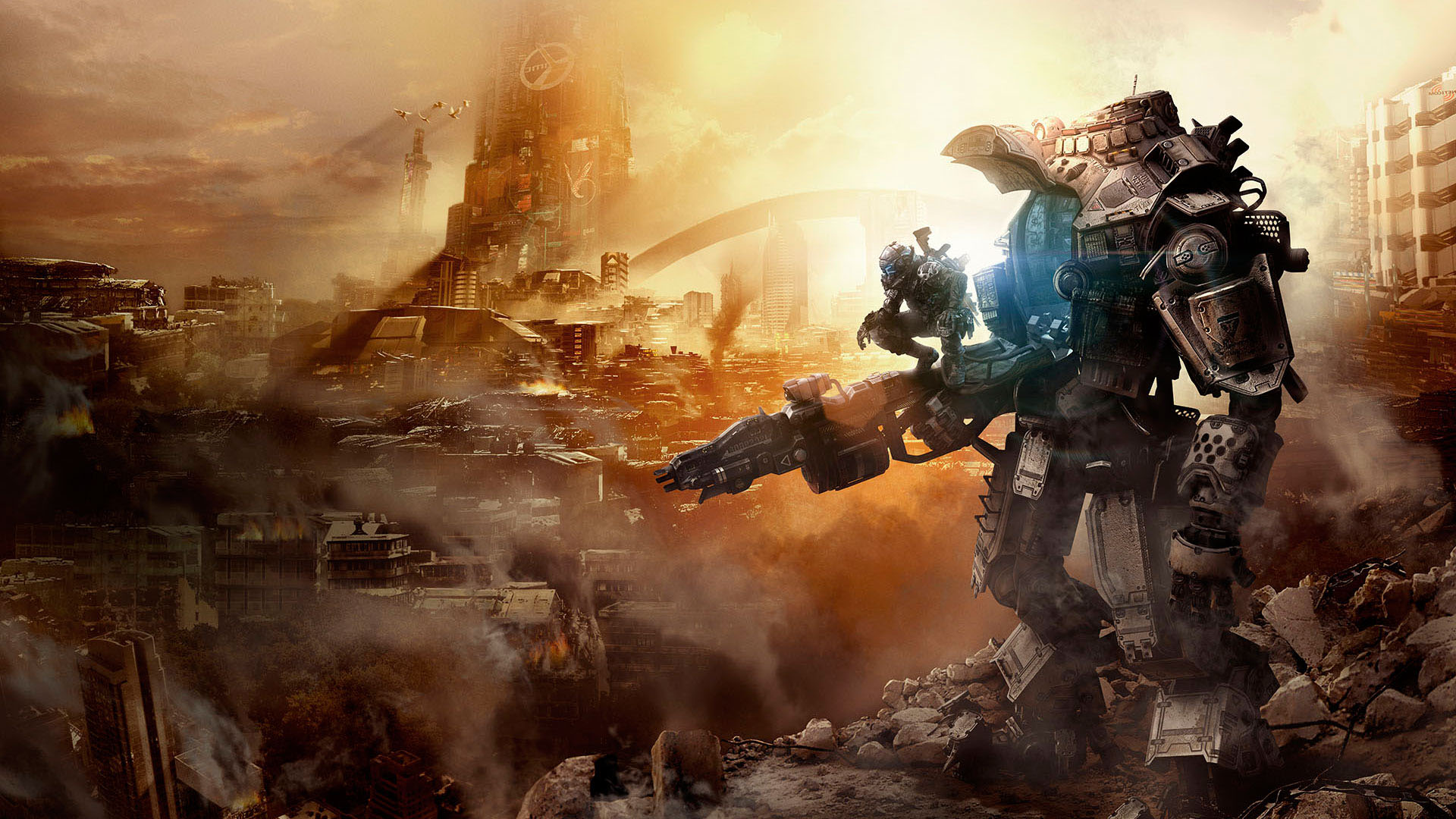 We're Excited for Titanfall 2, Are You?