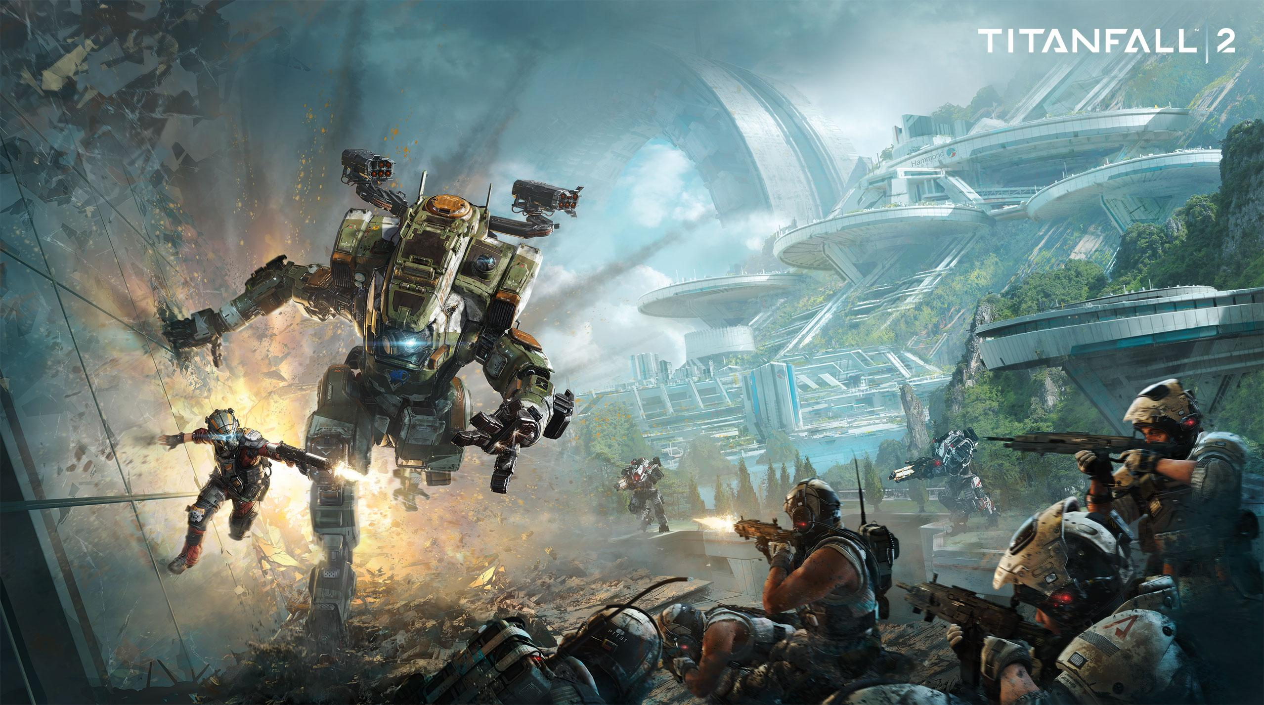 What is Titanfall 2?