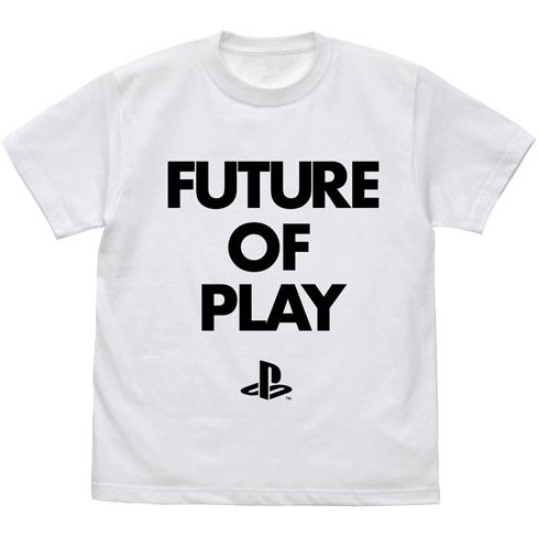 Playstation – Future Of Play T-shirt White