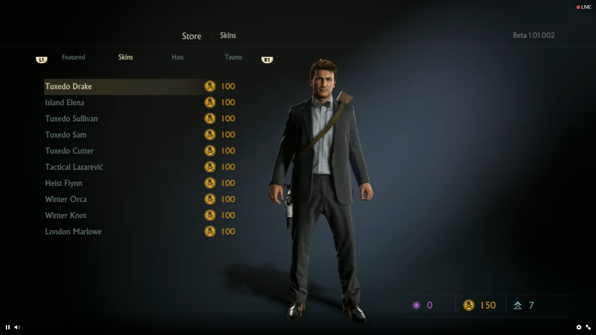 Uncharted 4 Multiplayer Beta (1)