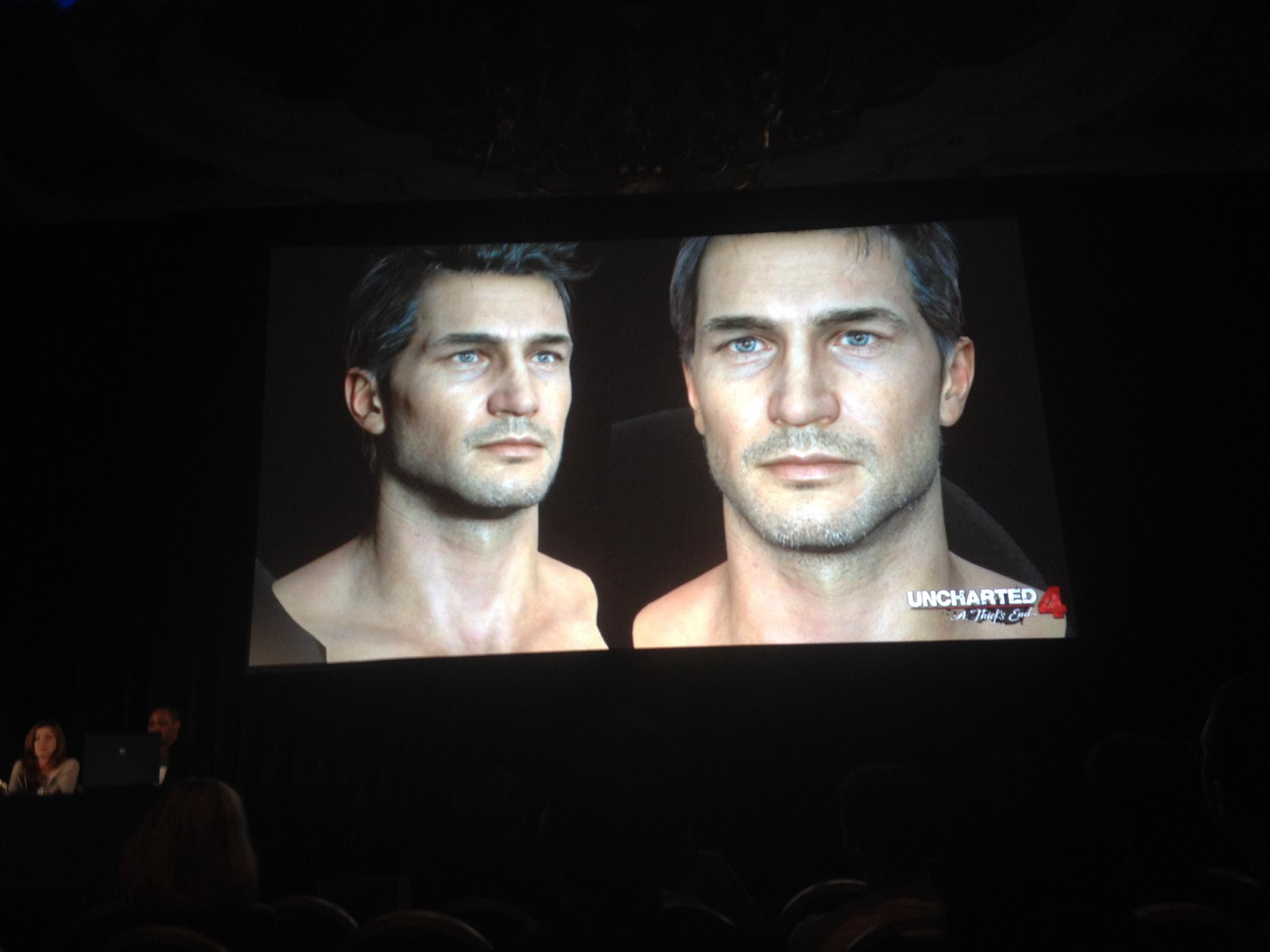 Uncharted 4 Vs Uncharted 3 Nathan Drake Looks Incredible