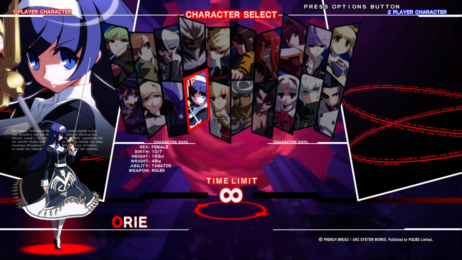 Under Night In-Birth Exe: Late[st] Review