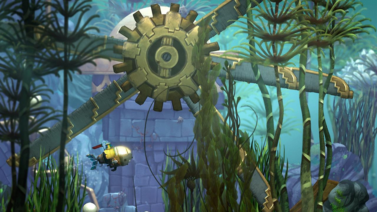 Song of the Deep (PS4) - July 12, 2016