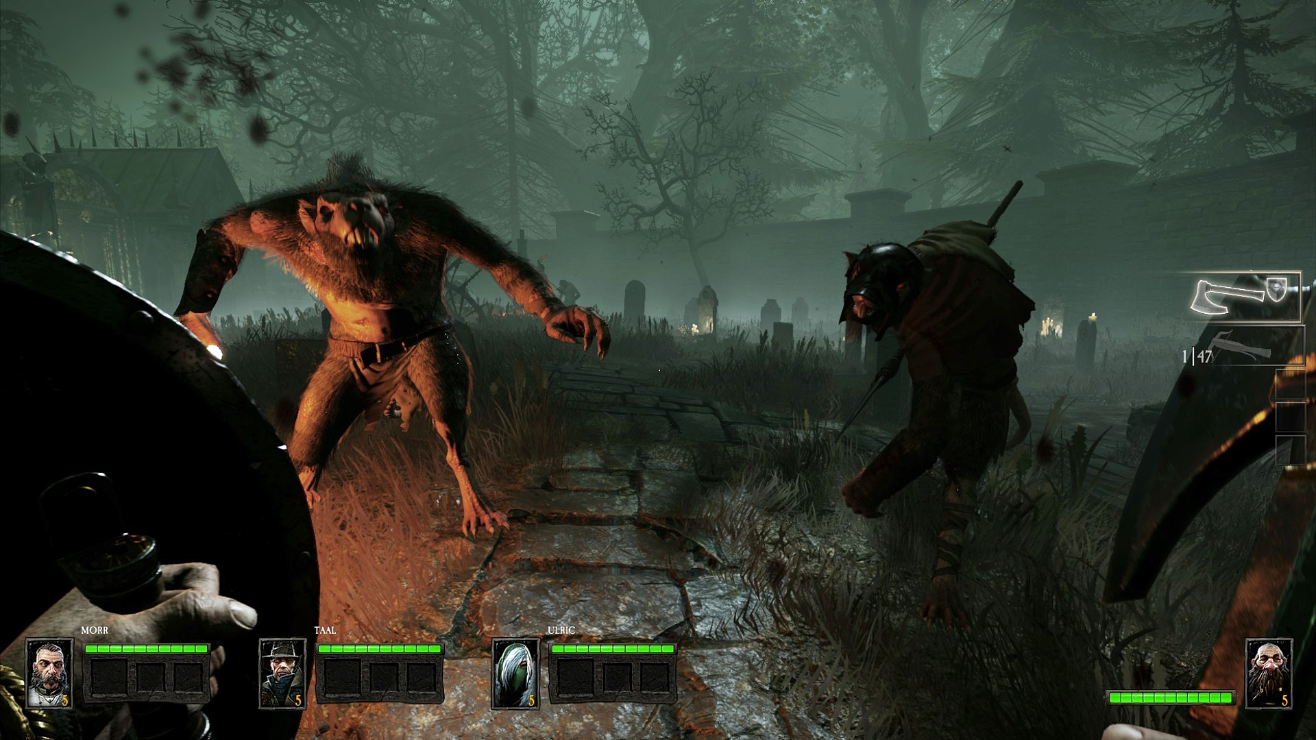 Warhammer Vermintide PS4 Review
