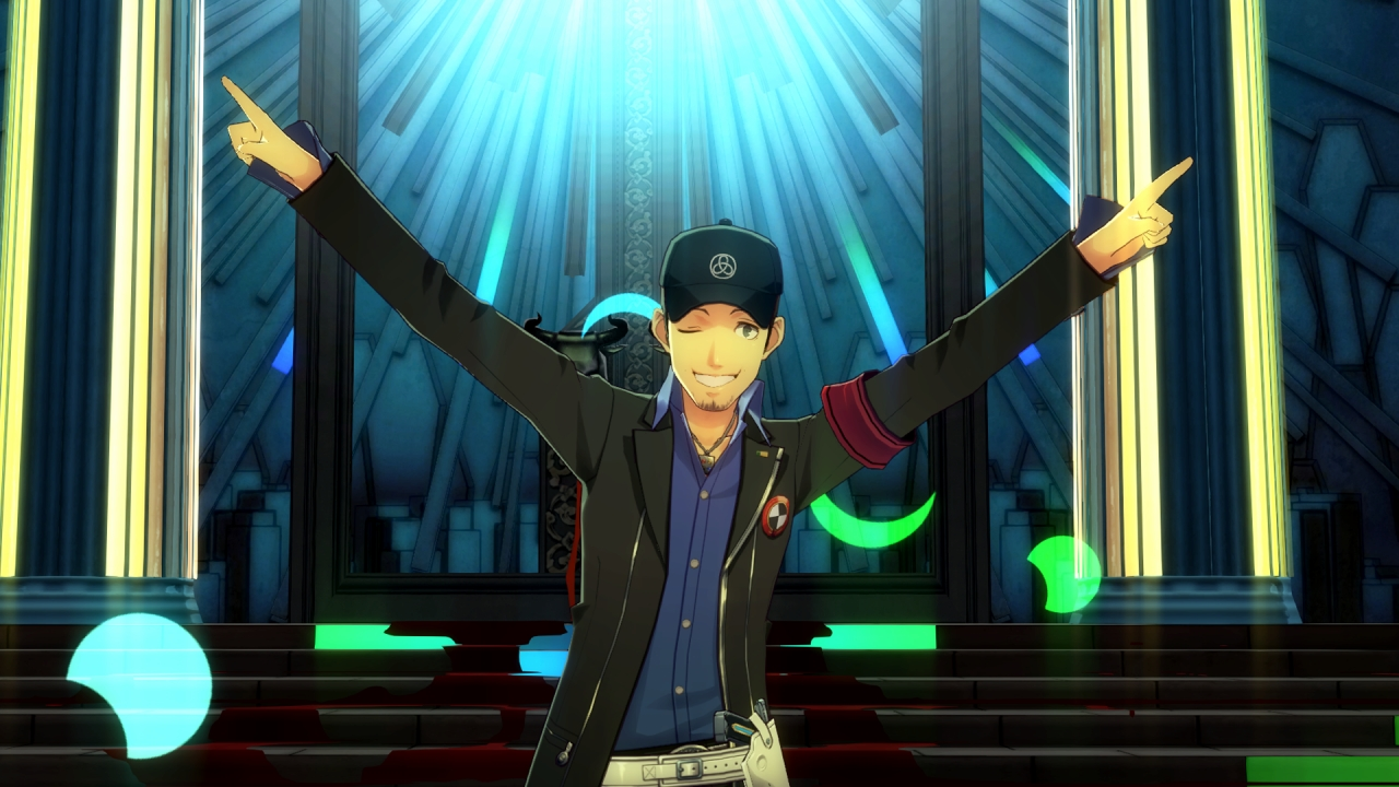 Persona 3 Dancing Moon Night Story Detailed