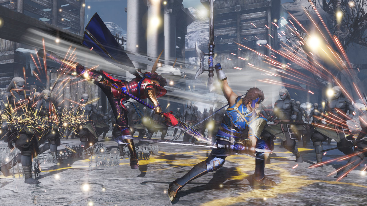 Warriors Orochi 4 Sales, Nioh, and More Lead Koei Tecmo's Q3 Earnings
