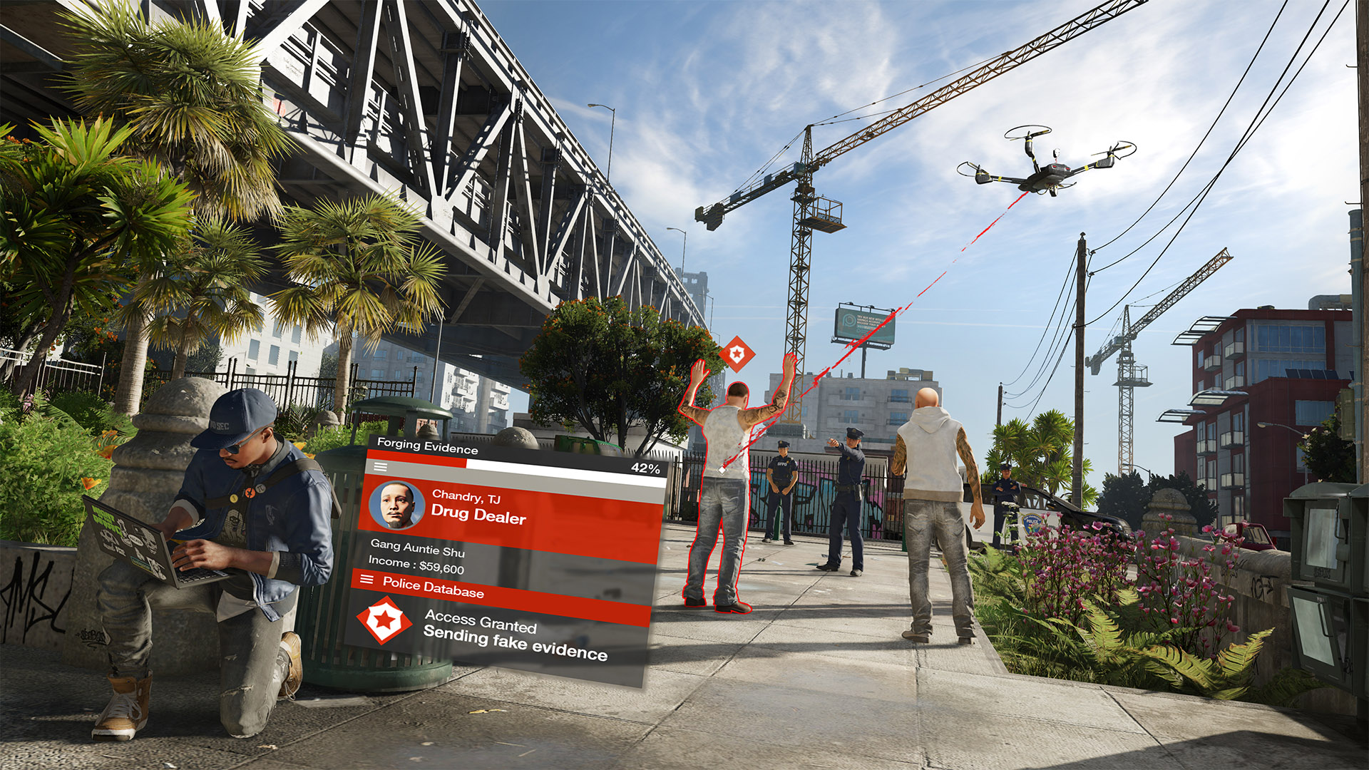 Can Finish Watch Dogs 2 Without Touching Story